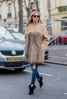 After soldiering through New York, London, and Milan, the fashion world has finally touched down in Paris for the last leg of the Fall 2016 collections. For the rest of us, this means we have nine more days of stellar street style to look forward to before everyone packs up their bags till next season. …