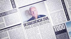 Desobediência Civil para o Voto Distrital Puro