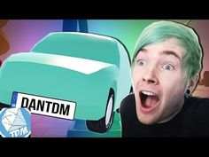 Dantdm !! DRIVING MY NEW CAR!!