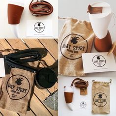 Here are the very first photos of our happy Goat Mug users ☕️!