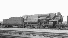 B and W train