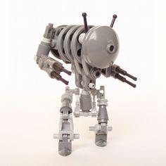 LR-57 RETAIL CLAN Combat Droid: A LEGO® creation by separatist sympathiser : MOCpages.com