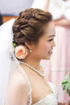 braids up do bun asian wedding hair hair pinterest braids hair and buns