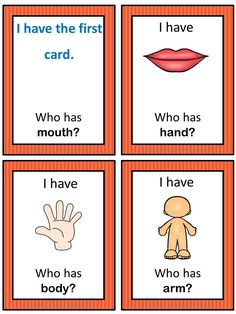 This ESL game can be played to practice English body and illness vocabulary. The game has 39 cards with a colorful frame and 39 cards with a simple black frame to save you ink. There are 4 cards per page. Please download the preview for more information.