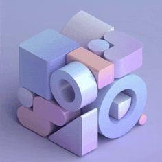 Shape Design, 3d Design, Book Design, Brand Design, Graphic Design Trends, Graphic Design Typography, Emoji Design, Nature Color Palette, Geometric Shapes