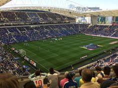 Estádio Do Dragão, FC Porto, April 2017