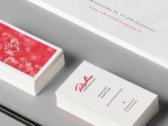 Rubin / Ruby by Kamil Napora, via Behance