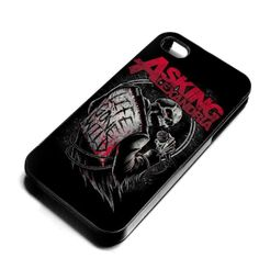 Asking Alexandria for iPhone 4/4s/5/5s/5c, Samsung Galaxy s3/s4 case