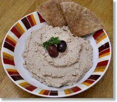 Walnut-Flaxseed Hummus - Super Yummy Recipes   Chef recipes magazineChef recipes magazine  click for recipe