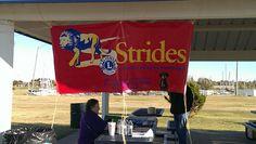 West Side Lions Club (OK, USA) | Lions held a Fun Strides Dog Walk for Juvenile Diabetes