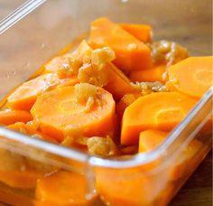 常備菜、にんじんの梅煮のつくり方 | あさこ食堂