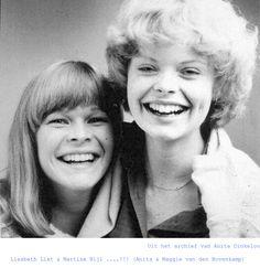 Liesbeth List & Martine Bijl ...!!! (Anita Dinkeloo en Maggie van den Bovenkamp)