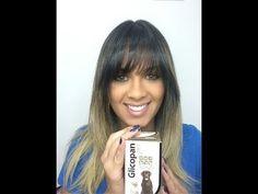 Como hidratar o cabelo com Glicopan - YouTube