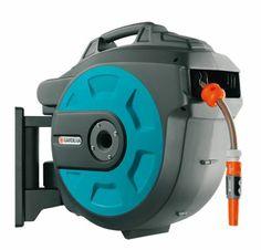 GARDENA Wand-Schlauchbox 25 roll-up automatic - Schlauchtrommel - EUR 140,-