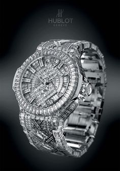 The most expensive watch in the world: 5 million dollars