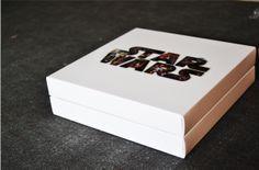 Packaging de StarWars desarrollado por Packstudio