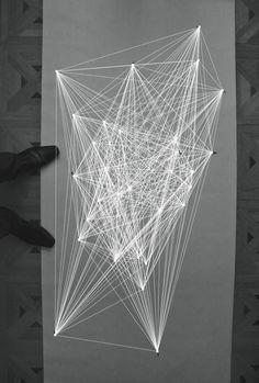 Pin Point: Generative Design by James McNaught, via Behance