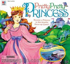 90's Girls Board Games <3 I played a lot of these as a kid :)