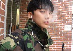 Mandatory Military service@ironjagang But I ♡ a man in uniform