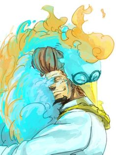 ONE PIECE Marco Thatch