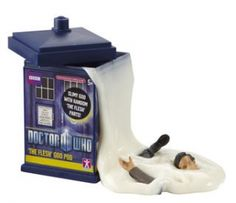 Doctor Who: Your very own flesh goo pod