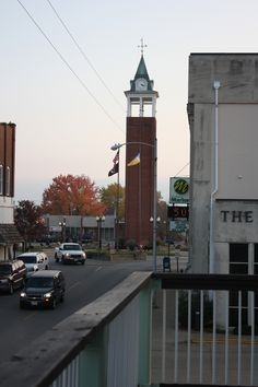 Downtown Marion, Illinois