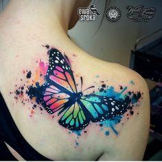 "2,207 Likes, 42 Comments - water colour tattoos (@watercolourtattoos) on Instagram: ""Artist @ewasrokatattoo Poland #wctattoos #watercolourtattoos #watercolourtattoo #watercolortattoo…"""