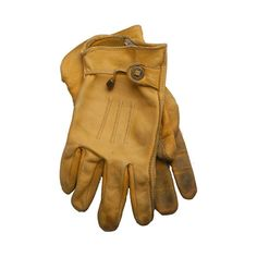 Corazzo Cordero Motorcycle or Motorcycle Gloves - Yellow | Gloves | FREE UK delivery - The Cafe Racer