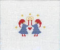 Christmas Peace (Scandinavian Stitches)