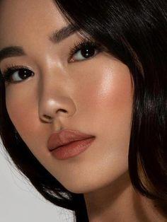 Beauty Make-up, Natural Beauty Tips, Natural Makeup Looks, Beauty Care, Beauty Hacks, Beauty Skin, Asian Makeup Natural, Asian Makeup Looks, Beauty Ideas