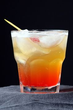 Ameretto Sour-My favorite drink of all time!!!!