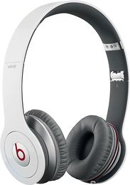 """Beats by dr. dre """"solo"""" - Got these for Christmas and they are amazing.  Really drown out other sound and are so comfortable.  Will be great for plane rides."""