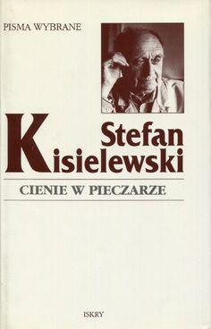 """""""Cienie w pieczarze"""" Stefan Kisielewski Cover by Krystyna Töpfer Published by Wydawnictwo Iskry 1997"""