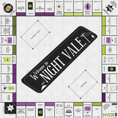 Downloadable Night Vale Monopoly! I can have this, roght? And someone will play with me? So cool!!