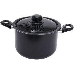 STARFRIT 034171-002-0000 Starbasix Stockpot with Perforated Lid (6qt)