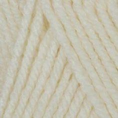 Waverly Yarn for Bernat Simplicity (55008) Birch White By The Each