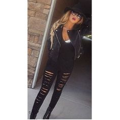Summer 2017 Women White High Waist Ripped Pencil Pant Sexy Hole Hollow out Skinny Jeans Slim High elasticity Jeans Trousers 125