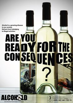 Are you ready for consequences?