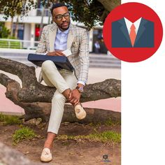 "Please congratulate Mxolisi ndlovu for achieving the ""Best Corporate look"" badge! To vote for him SMS ""LOOK to 41929 for 1 vote or SMS ""LOOK to 42677 for 20 votes. View their look on Looklike here # Profile View, Photo Composition, Cat Walk, Creative Ideas, Supermodels, Cool Photos, Badge, Empire, Cool Outfits"