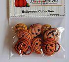 Pumpkin Buttons Halloween Buttons Buttons Galore Scrapbook - Halloween Scrapbooking Emellishments
