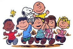 Snoopi& friends