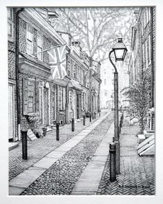 pen and ink drawings | price status other available pen and ink drawings for sale