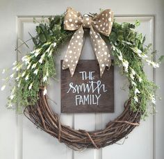 The Everyday Floral Wreath