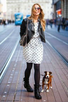 STYLISH WALKS ARE ALWAYS IN FASHION |STREET STYLE SECONDS