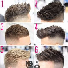 """924 Likes, 39 Comments - MEN'S HAIRSTYLES & BEARDS (@ambarberia) on Instagram: """"Amazing works by my friends @menpeluqueros from Seville!!! What is your favorite hairstyle??…"""""""