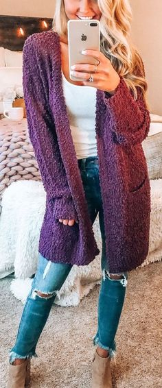 Moda invierno outfits ideas for 2019 Casual Fall Outfits, Fall Winter Outfits, Office Outfits, Winter Clothes, Simple Outfits, Casual Wear, Best Of Fashion Week, Boutique, Long Sweaters