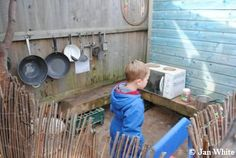 natural outdoor area for EYFS - Google Search