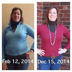 Catherine says this --  I was NOT TRYING TO lose weight or inches- I wanted energy, I wanted to be migraine free, I wanted to have less PMS/ hormonal issues- but I GOT IT ALL!!!! I lost 12 lbs, I lost 12 inches, NO MORE migraines, NO more PMS, NO MORE NAPS, NO MORE GRUMPY MOMMY..... imagine what these products could do for someone who is TRYING to lose weigh, eating right, drinking water, and moving on a daily basis for a minimum of 30 minutes.