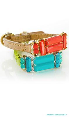 Henri Bendel Deco Strap Bracelet