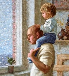 """Photo from album """"Зимнее. Beautiful Gif, Beautiful Paintings, Amazing Gifs, Beauty In Art, Russian Painting, Window Art, Window View, Winter Pictures, Gif Pictures"""